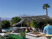 Swinger couple checks out the sexyness of the swingers mansion