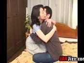 Mature Japanese Pussy Fucking