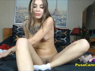 College Student Girl Became Wild And Horny