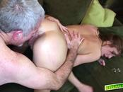 Alexa Grace gets a hard doggystyle fuck