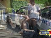 Busty cop pounded with long dick