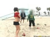 Slut naked In Public