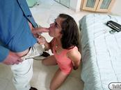 Cute babe spinner Ziggy Star getting fucked hard by her boss