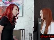 Redhead lesbian action at its finest
