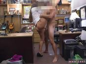 Czech amateur anal big tits PawnShop Confession!