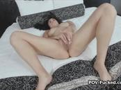 Amazing Monica cocked on POV sex casting