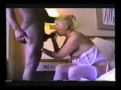 Amazing Mom Has Booty Rammed With Ebony Cock