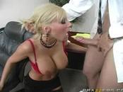 Busty Blonde Fucking