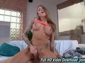She sucks dick on boy and fucks hard Juelz Ventura