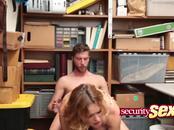 Nasty hottie taking care of fat dick