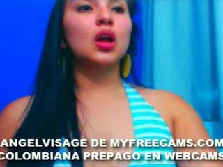 ANGELVISAGE COLOMBIANA EN MYFREECAMS