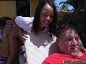 black anal Holly Hendrix Has Some Fun With Her Dad's playfellow