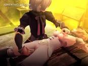 Anime tied up sex prisoner cunt tortured by samurai