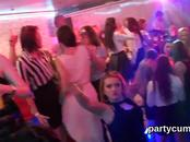 Wicked cuties get completely silly and naked at hardcore party