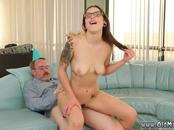 Extreme small petite teen first time We instructed Tracy to come out
