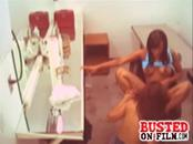 Two Lovely Stripper Spy Cam Lesbians