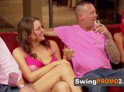 Amateur swingers opening up to the camera in national reality show. They enter The swinger lifestyle