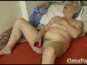 OmaPasS Compilation of Granny Sex and Masturbation