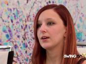 Redhead swingers are super excited to have a full swap once at the party