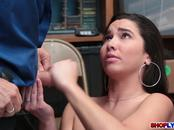 Sexy babe Karlee hot sex with the detective