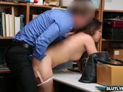 Hottie chick Shane Blair wanted to be fucked