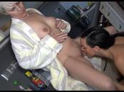 2 mature lesbians pleasure &rub each other