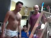 Gay College Guys Fucking With Dildo In Dorm Room