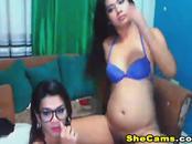 Hot Asian Tranny Sucks His Friend Cock