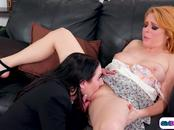 Shrink helps client with pussy obsession by facesitting her