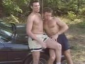 Hot Gay Outdoor Hook Up