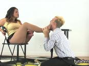 Cuties ride lovers anal with huge belt cocks and squirt juice