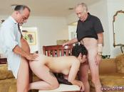 Festival threesome and amateur riding anal creampie More 200 years of