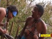 Cape Town swinger party goes outdoor
