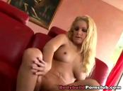A muscular blonde Heidi Mayne gets her tasty pussy licked and fucked