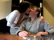 Teen seduced by two cocks and submissive blowjob Woody doesn't know