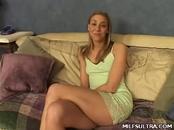 Sexy MILF Delilah Blowjob