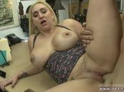 Czech blonde big tits and show public xxx Make that money!