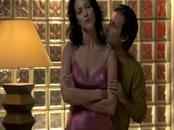 Attractive Linda Hardy Wearing Nightgown Having Sex In Bedroom
