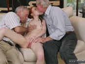 Old granny spreading and anal woman russian Online Hook-up