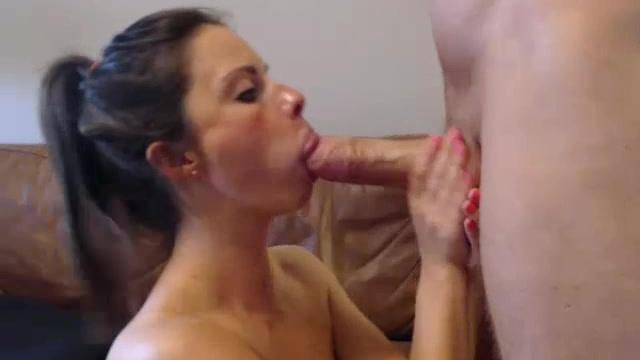 Amateur on your belly anal