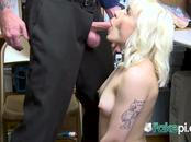 PORN STAR Naomi Nash caught stealing fucked by INSPECTOR