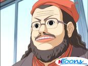 Hentai schoolgirl gets roughly banged in toilet