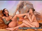 Star Wars hentai hidden sex