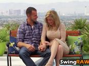 Swinger couples trying something new in reality show