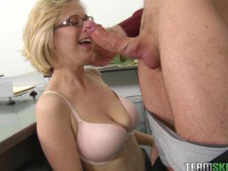 Horny Mature Woman Banged By Hard Shaft