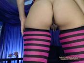 Nice Ass And Dildo Sucking - SexyStreamGirls.com