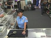 Brunette blowjob handjob first time Fucking Ms Police Officer