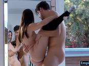 Dancer Cassidy Klein fucked real deep in many positions