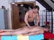 Sexy Guys Give Massage and Fuck Hard