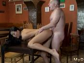 Mature huge tits young girl Can you trust your gf leaving her alone